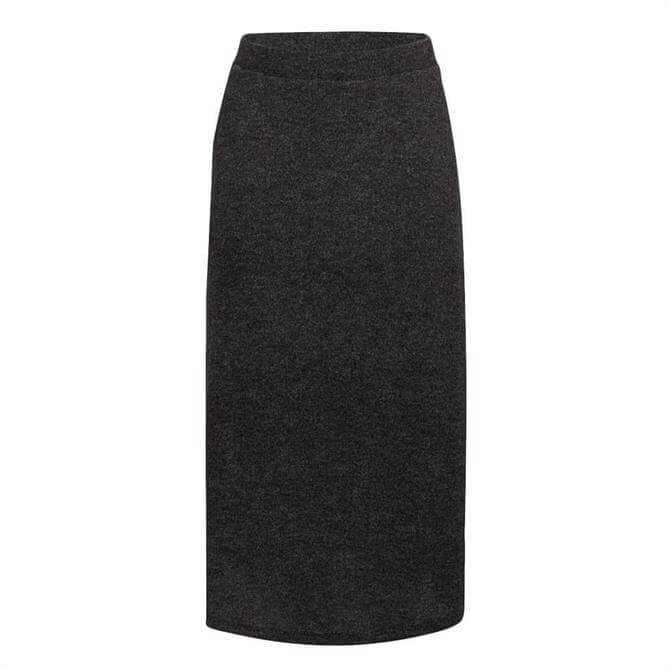 Esprit Knitted Midi Skirt